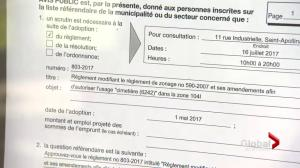 Quebec Muslim cemetery referendum rejected
