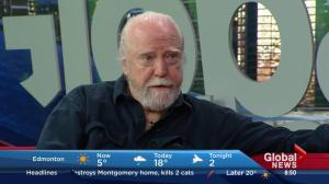 Scott Wilson from The Walking Dead discusses the Calgary Expo