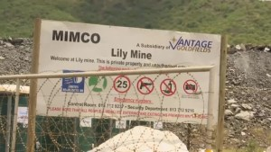 Search continues for missing South African miners