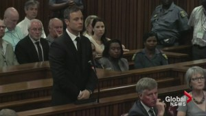 Oscar Pistorius sentenced to five years in Reeva Steenkamp killing