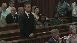 Oscar Pistorius sentenced to five years in Reeva Steenkamp killing