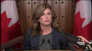 Rona Ambrose wants to see 'out of control' spending halted in Liberal budget