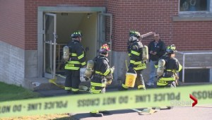 Students evacuated after explosion at NB University