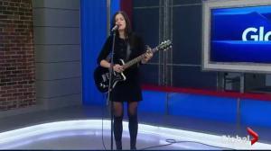 Songstress Andrea Ramolo