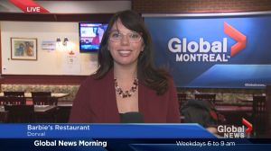 Global News Morning weather forecast: Wednesday, December 7