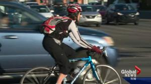 Edmonton inches closer to getting protected bike lanes downtown