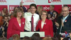 Elizabeth Roy is an outstanding candidate, the next MPP: Prime Minister Justin Trudeau