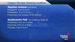 Rio 2016: Where to watch the Olympics in Calgary