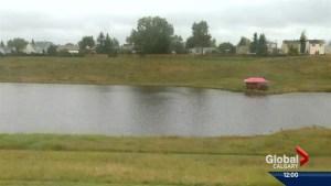 Police investigate site where Colton Crowshoe was found