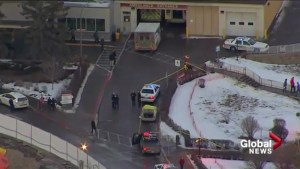 Man kills himself outside Calgary hospital