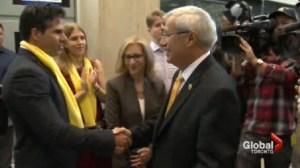 Former North Bay mayor joins PC leadership race