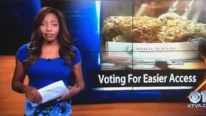 Alaska TV Reporter drops F-word and quits on on air to fight for marijuana legalization
