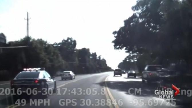 dashcam video gran
