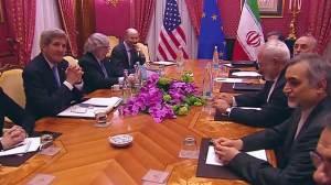 Deadline nears for Iran nuclear deal