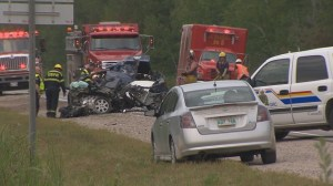 Driver killed in head-on collision