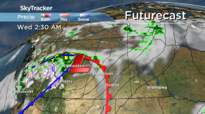 Saskatoon weather outlook: rain, wind and possible funnel clouds ahead