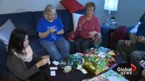 Making dreams come true for 80,000 seniors each Christmas