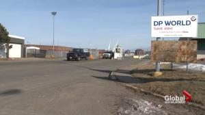 World container company giant takes reins in Saint John