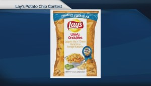 Calgary man comes up with winning potato chip flavour