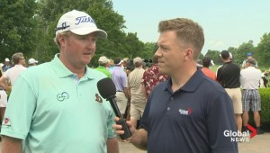 RBC Canadian Open: Brad Fritsch 1-on-1