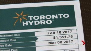 $4,000 Toronto Hydro deposit not returned to small business owner