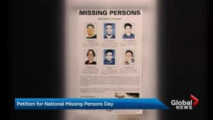 "Family of one of ""Lost Boys"" fights for National Missing Persons Day"