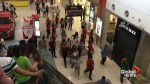 Shoppers rush out of mall in Philippines after earthquake