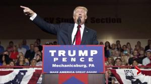 GOP mulls ways to rein in outspoken presidential nominee Donald Trump