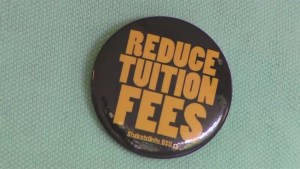 Students disappointed in requested tuition hike