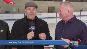 NHL alumni in Vancouver to join fight against Alzheimer's