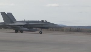 CF-18s to depart from Cold Lake for anti-ISIS mission