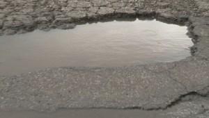 Vancouver pothole complaints spike