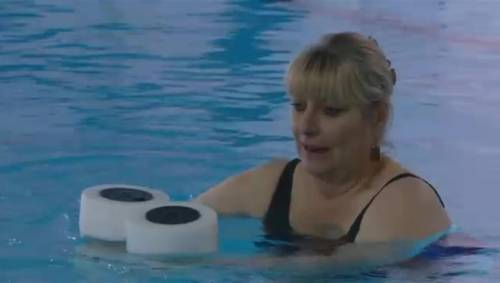 Lethbridge Woman Credits Swimming Pool Therapy In Overcoming Chronic Pain Watch News Videos Online