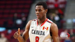 Canadian NBA star Andrew Wiggins named 'Rookie of the Year'