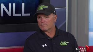 Saskatchewan Rush plan for the future
