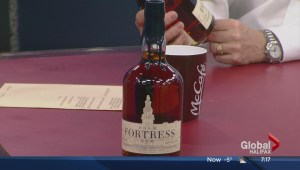 Fortress rum from Louisburg now available