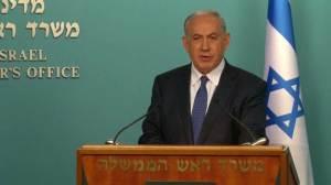 "Iran nuclear talks endanger ""peace of the world"": Netanyahu"