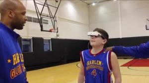 Canadian tech company empowers blind kids to see