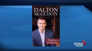 Dalton McGuinty opens up in new book 'Making a Difference'