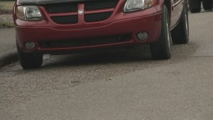 Calgary residents concerned about 'half cleaned streets'