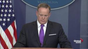 Sean Spicer admits Trump transition team didn't vet Michael Flynn