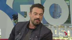 Continuum star Aleks Paunovic talks about fourth and final season