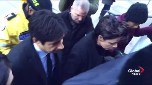 Jian Ghomeshi arrives in court as sexual assault trial begins