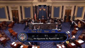Keystone XL Senate bill passes