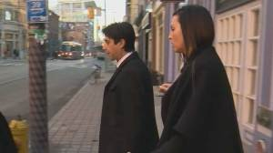 Ghomeshi seen leaving lawyer's office to begin trial