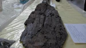 Scientists uncover part of boat believed to have belonged to ancient Pharaoh