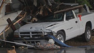 Search and rescue operations underway in Texas after floods and tornado's wreak havoc