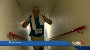 Corporate Calgary takes the step up challenge