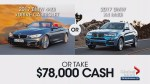 Foothills Hospital Home Lottery: BMW's