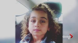 Amber Alert issued for 5-year-old Calgary girl